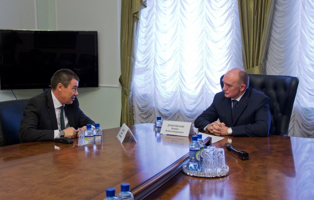 Об этих намерениях сообщил президент ассоциации Марат Кабаев на встрече с губернатором Борисом Ду