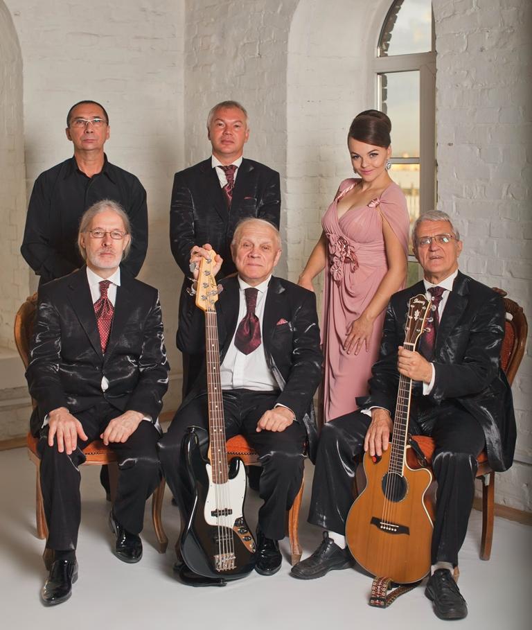 В Челябинск 13 марта во Дворце Железнодорожников состоится концерт группы «Поющие гитары».