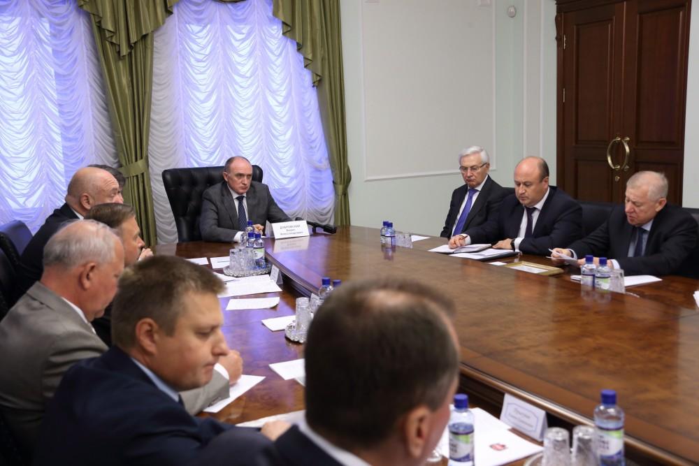 Об этом доложил министр экономического развития Сергей Смольников на аппаратном совещании у губер