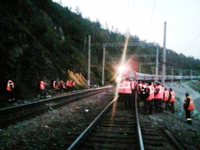 Как сообщили агентству на Куйбышевской железной дороге, ЧП произошло 19 июля в 13:40 на участке п