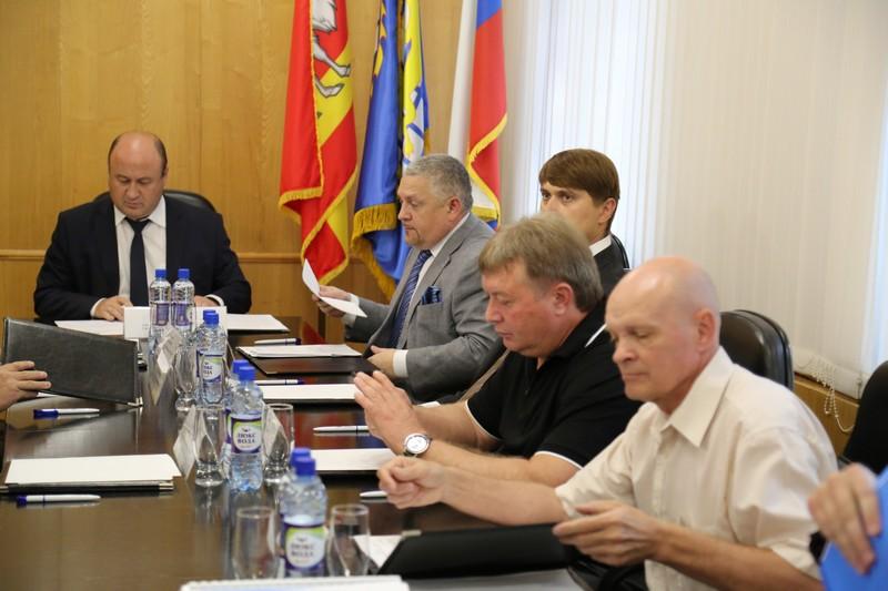 Сегодня, 20 июля, состоялось итоговое заседание конкурсной комиссии по отбору кандидатур на должн