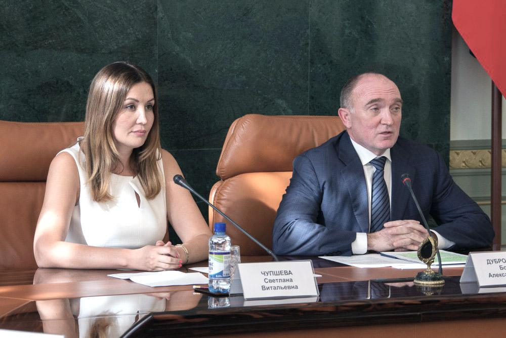 Об этом шла речь на встрече главы региона и руководителя Агентства Светланой Чупшевой, посетившей