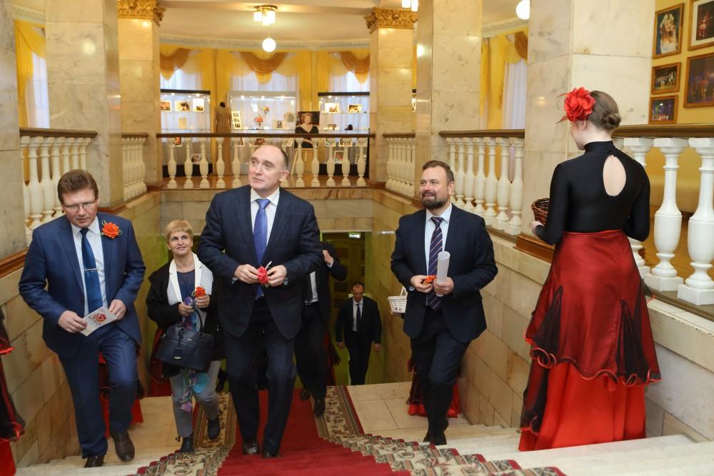 Принявший участие в церемонии открытия губернатор Борис Дубровский отметил, что в Челябинской обл