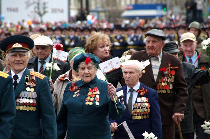 «Должное внимание ветеранам Великой Отечественной войны необходимо уделять каждый день,