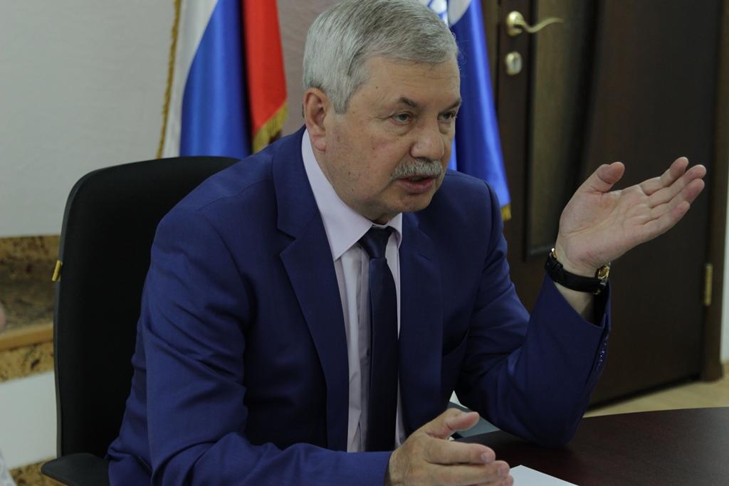 Как рассказал председатель Законодательного Собрания Челябинской области, секретарь регионального