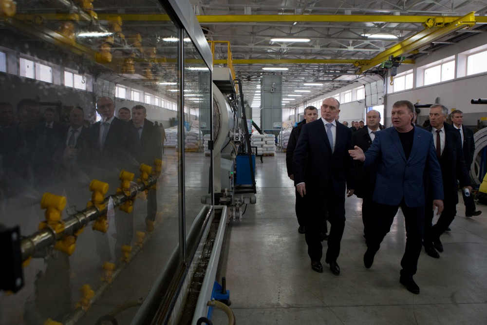 «Для нас важно, чтобы Озёрск получил статус территории опережающего социально-экономического