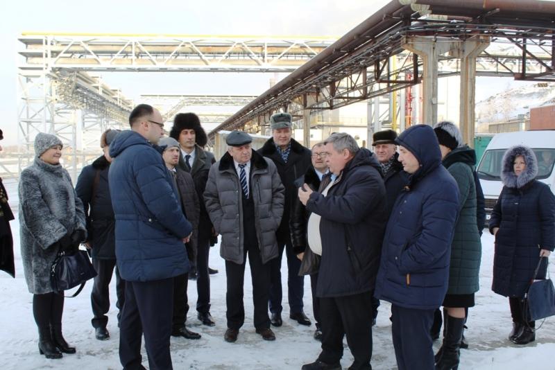 «Спортивный комплекс «Металлург» выглядит очень достойно, - оценил председатель Собрания депутато