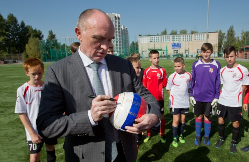 Реконструкция стадиона обошлась в 18 миллионов рублей. Одна половина из этих средств выделена из