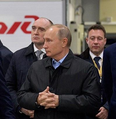 Такое поручение глава государства дал главе региона в рамках рабочего визита в Челябинск при посе