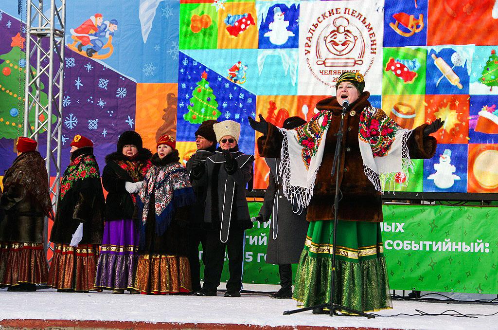 «Мы попытаемся возродить традиции русской ярмарки на этом фольклорно-гастрономическом разгуля