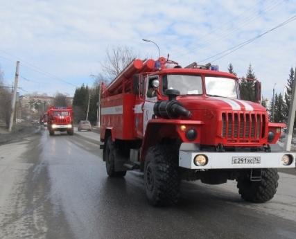 Как сообщили агентству «Урал-пресс-информ» в пресс-службе ГУ МЧС области, авария произошла на 172