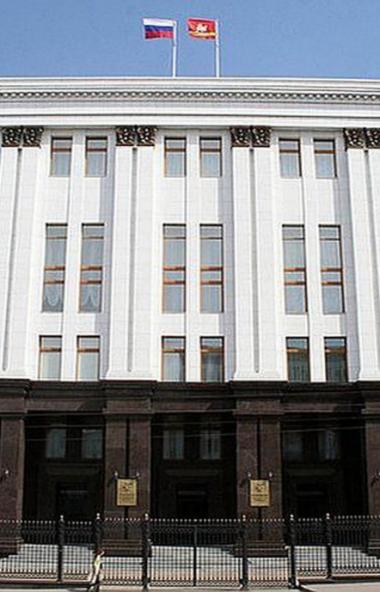Заместитель управляющего делами губернатора и правительства Челябинской области Александр Рукавиш