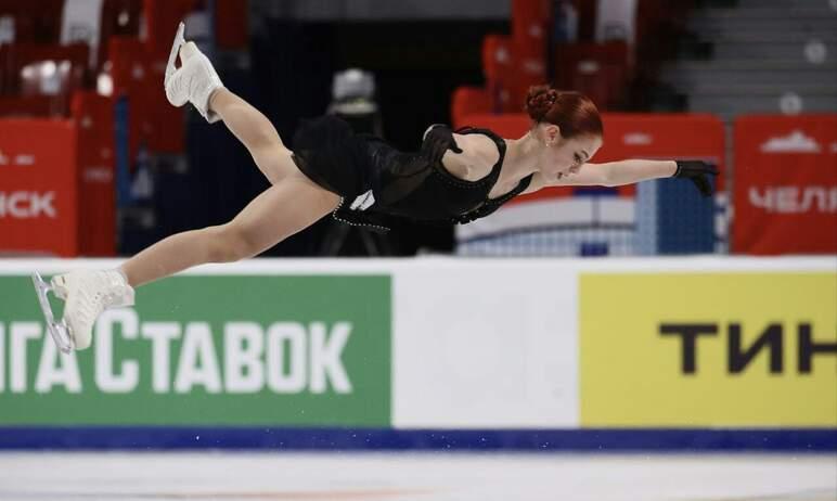 Впервые в истории фигурного катания пять четверных прыжков были исполнены в Челябинске на контрол