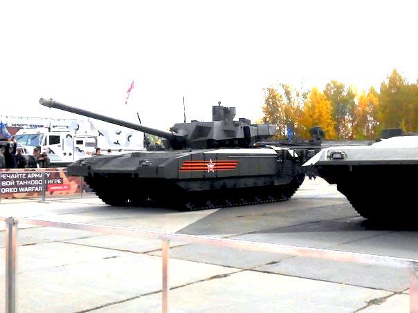 Russia Arms Expo –– одна из крупнейших международных выставок вооружения российско