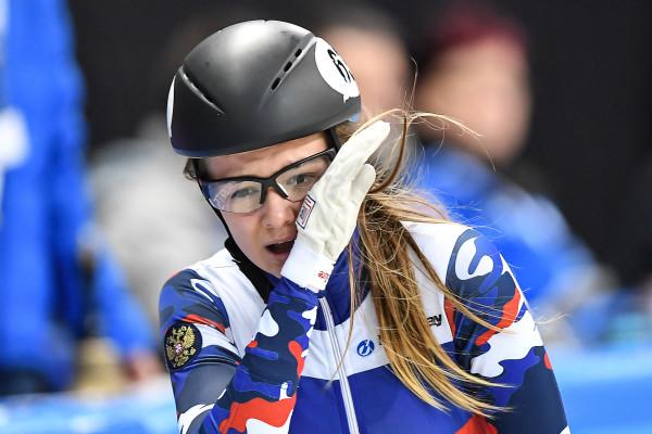 Челябинская шорт-трекистка Екатерина Ефременкова пробилась в четвертьфинал соревнований на дистан
