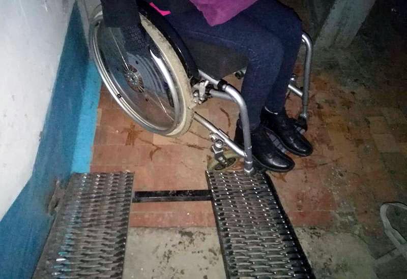 Жительница Челябинска, инвалид первой группы Ирина Игнатьева обратилась к Уполномоченному по прав
