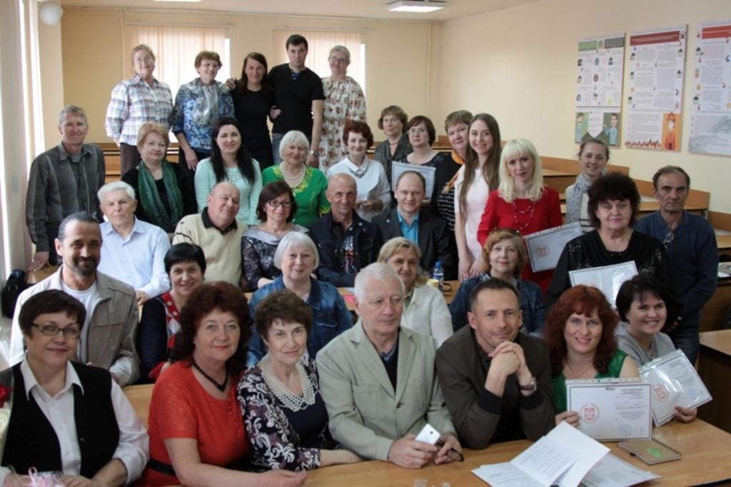 В минувшую субботу, 19 мая, в Челябинском государственном институте культуры диплом литературных