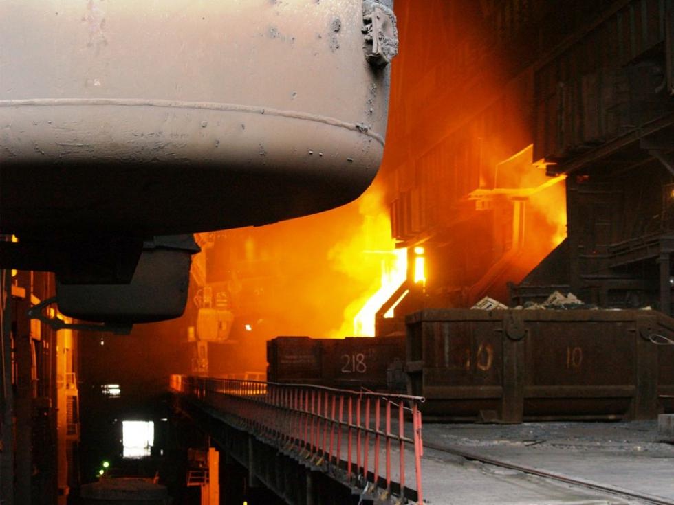 Чистая прибыль группы «Магнитогорский металлургический комбинат» (ММК) по МСФО в первом
