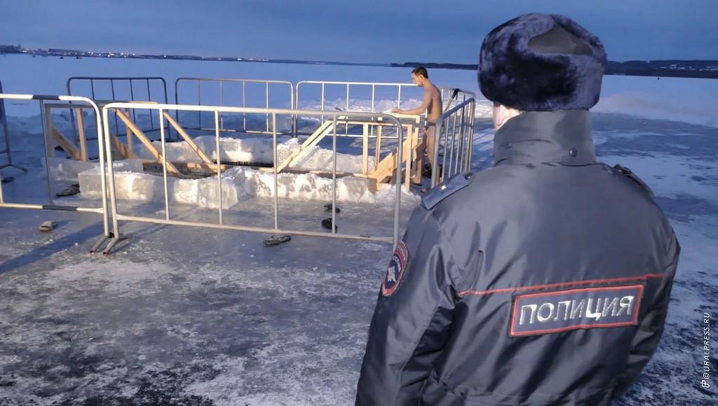 В Челябинской области в ночь с 18-го на 19-е января прошло 135 религиозный мероприятий, посвященн