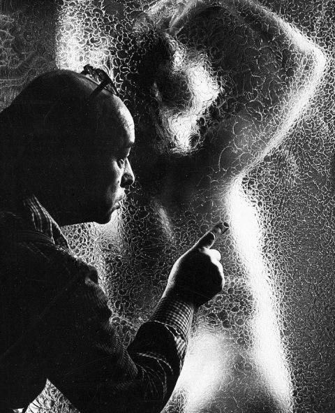 Юрий Теуш одним из первых начал преподавать фотомастерство в вузе - на отделении фотографии факул