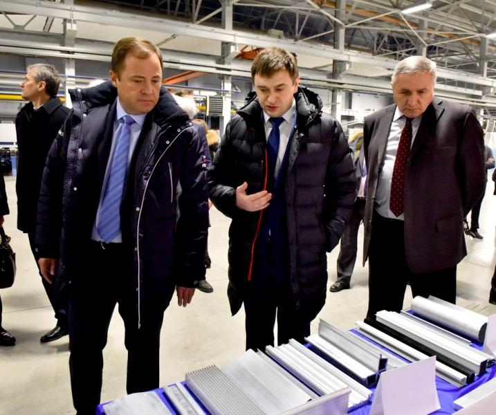 Как сообщили агентству «Урал-пресс-информ» в пресс-службе АО «Златмаш», на заводах состоялись вст