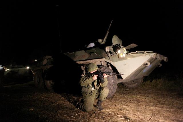 Как сообщил агентству помощник командующего войсками ЦВО, полковник Ярослав Рощупкин, в ходе розы