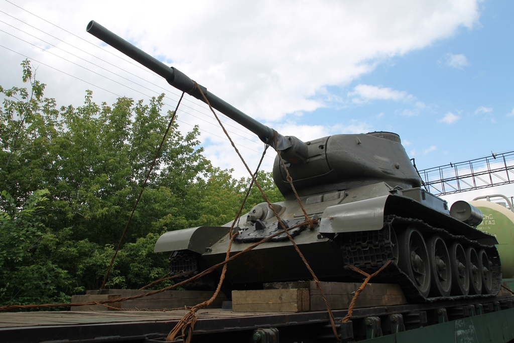 Как сообщили агентству «Урал-пресс-информ» в пресс-службе регионального УФСБ, танк