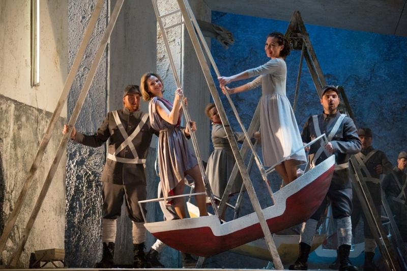 В Челябинске ноябрьскую афишу театра оперы и балета имени Глинки откроет «Фауст» - один из самых