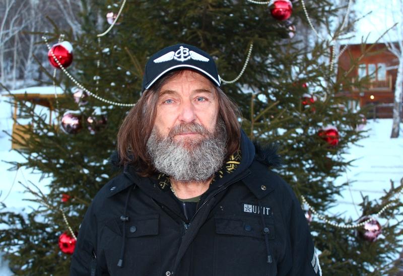 В канун Нового года знаменитый путешественник Федор Конюхов вместе с семьей приехал отдохнуть и н