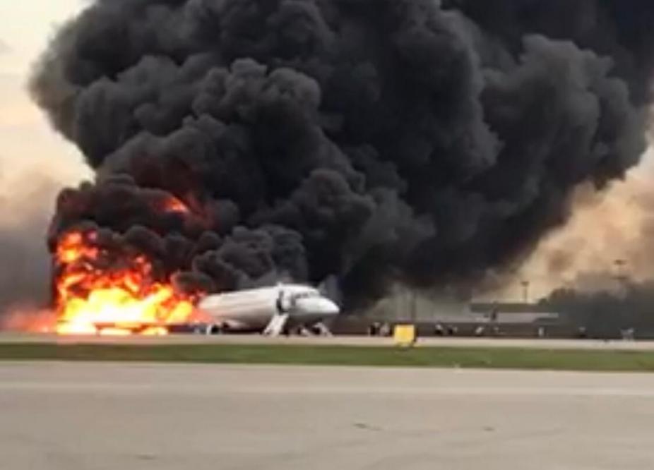 Следствие рассматривает несколько версий авиационного происшествия в аэропорту Шереметьево (Москв