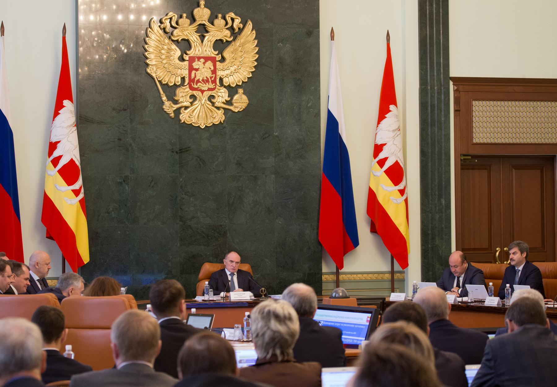 Правительство Челябинской области утвердило проект регионального бюджета на 2019 год и на плановы