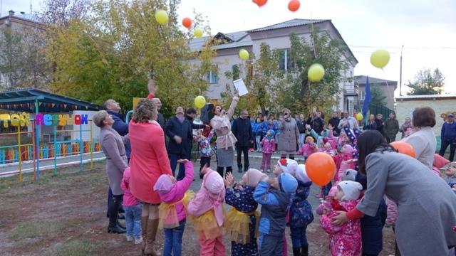 Детский сад №1 в Еманжелинске (Челябинская область) вновь распахнул свои двери для малышей после