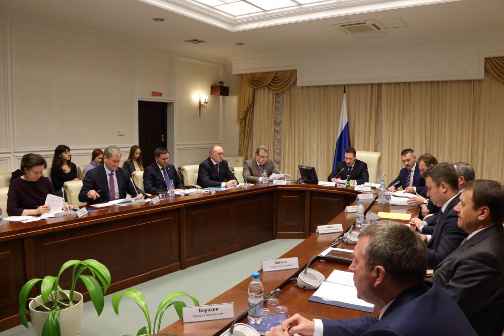 О тесном взаимодействии органов исполнительной власти и правоохранительных структур в регионе док