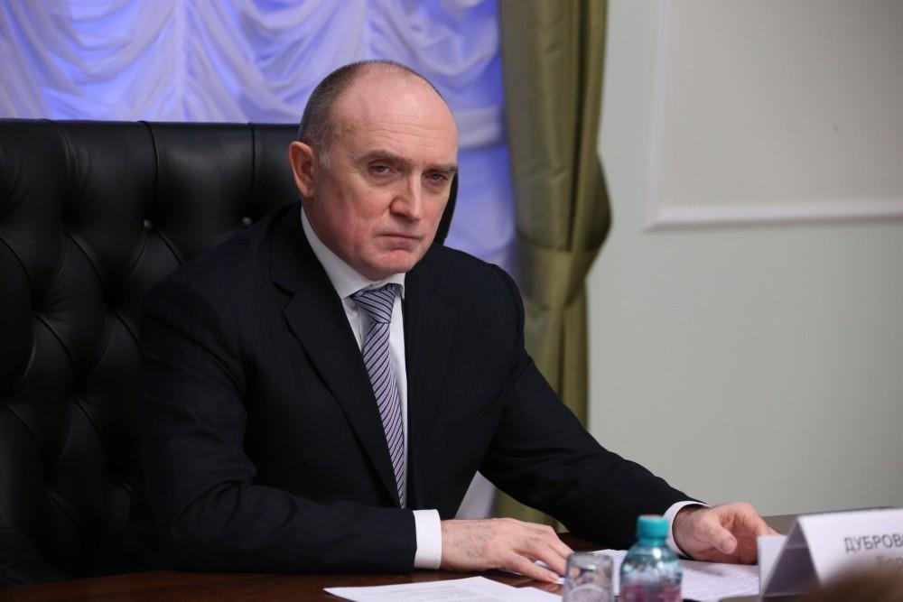 Борис Дубровский поручил администрации Челябинска и министерству экологии Челябинской области обе