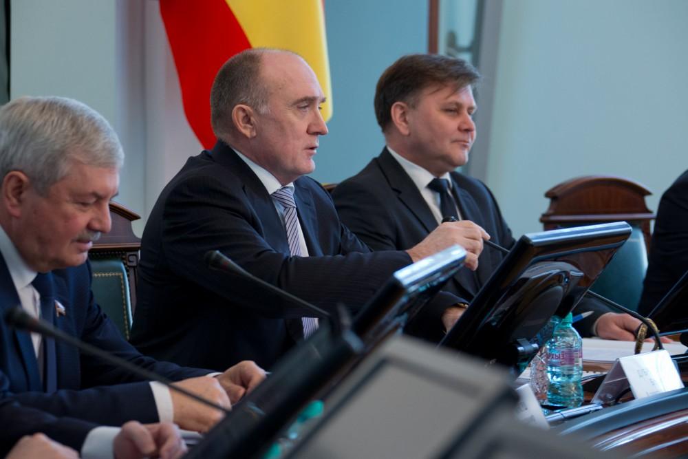 Сегодня, 18 января, на совещании с главами начальник главного управления юстиций Валерий Быков до