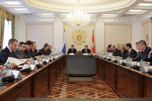 В работе МКС приняли участие полномочный представитель президента в Уральском федеральном округе
