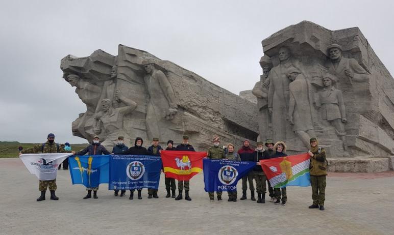 Вчера, 27 апреля, в администрации Еткульского района (Челябинская область) прошла торжественная в