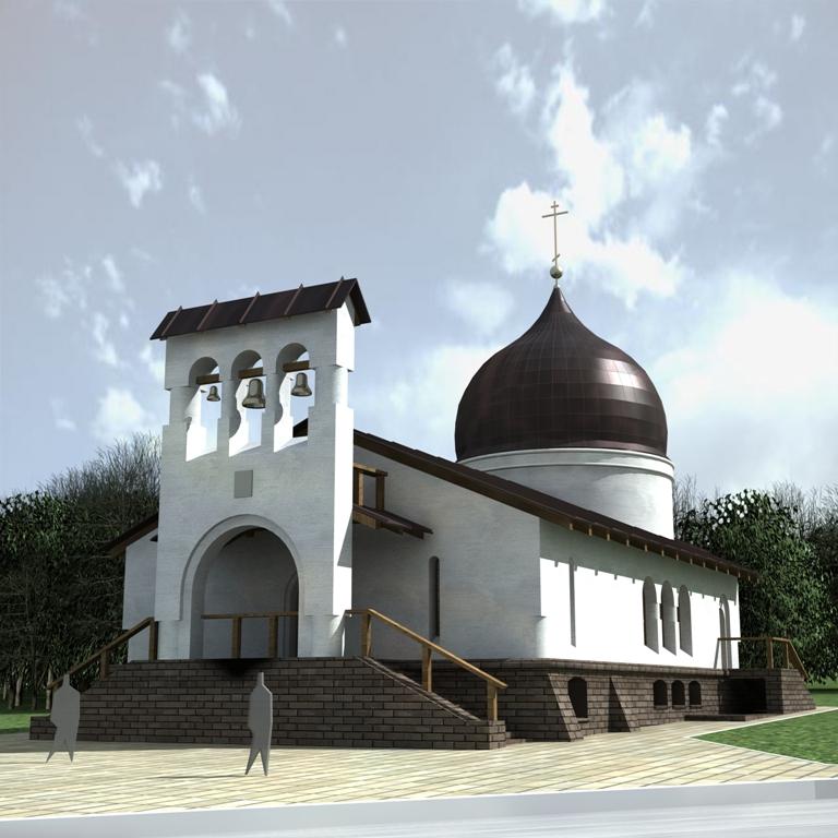 Как сообщили агентству «Урал-пресс-информ» в Челябинской епархии, храм будет возведен на средства