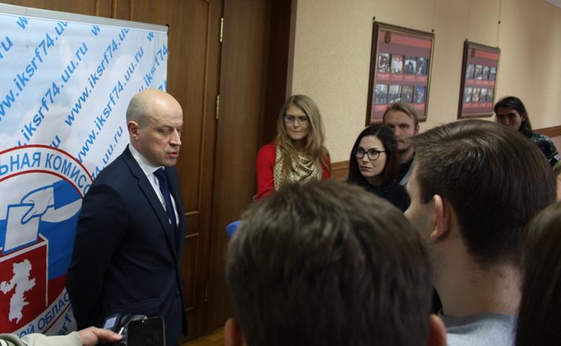 Избирательную комиссию Челябинской области проверят ревизоры Центральной избирательной комиссии.
