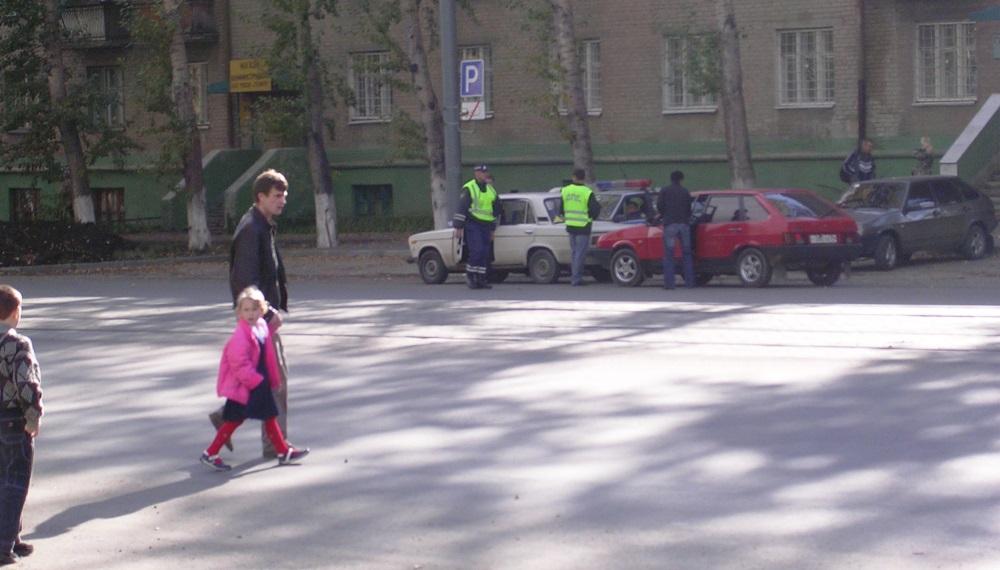 «Число происшествий по неосторожности детей возросло на 13%, число ДТП с участием детей-велосипед