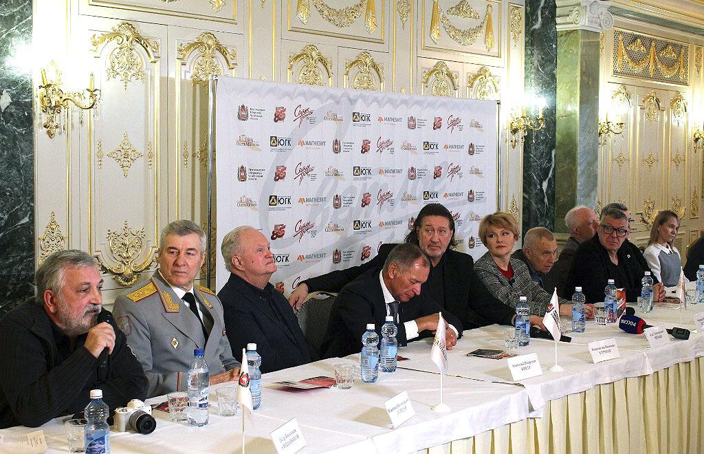 В воскресенье, 20 января, в Челябинском в театре драмы имени Наума Орлова состоялась XV церемония