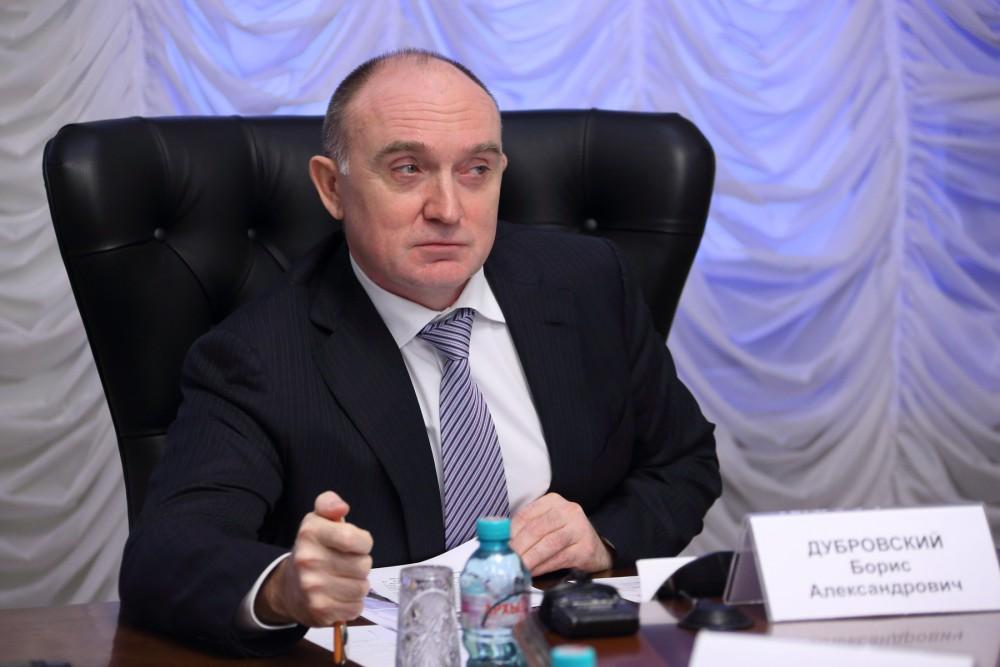 Губернатор Борис Дубровский одобрил строительство автодороги между этими городами в рамках реализ