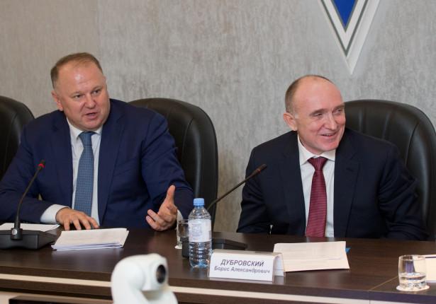 Полномочный представитель президента Российской Федерации Николай Цуканов посетил с рабочей поезд