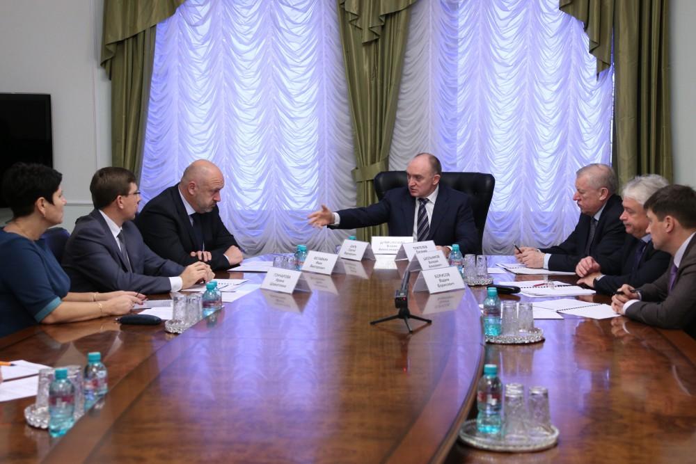 Соответствующие распоряжения глава региона дал на прошедшем 18 октября рабочем совещании.