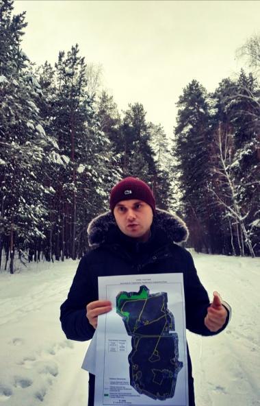 Представитель министерства экологии Челябинской области Виталий Безруков рассказал о судьбе памят