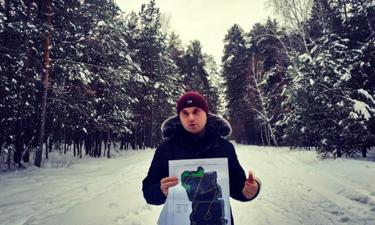 «Яндекс» сделал заместителя министра экологии Челябинской области Виталия Безрукова актером.