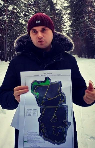 Заместитель министра экологии Челябинской области Виталий Безруков выздоровел после заболевания к