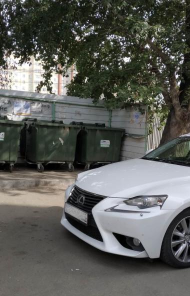 Жители Челябинска вышли на тропу войны с мусорными мешками в руках. Враги – автомобилисты-беспред