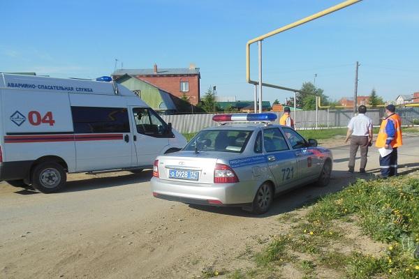 Как сообщили агентству «Урал-пресс-информ» в пресс-службе ОАО «Челябинскгоргаз», инцидент произош