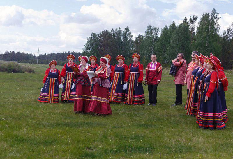 В селе Демарино Пластовского района (Челябинская область) прошла генеральная репетиция знаменитог